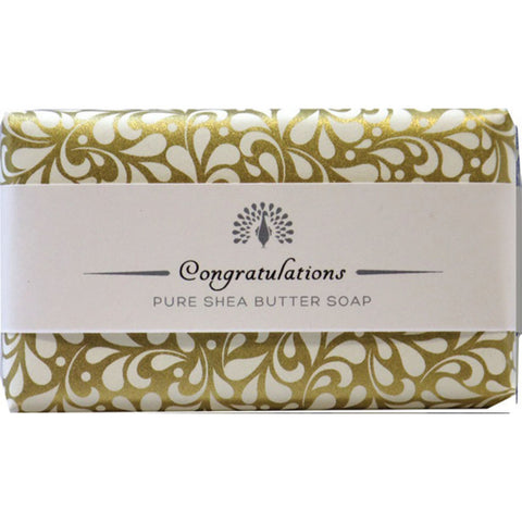 Congratulations Wrapped Occasion Soap