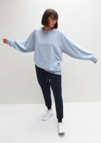 Pale Blue Nancy Sweatshirt