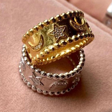 Gold Fairytale Ring