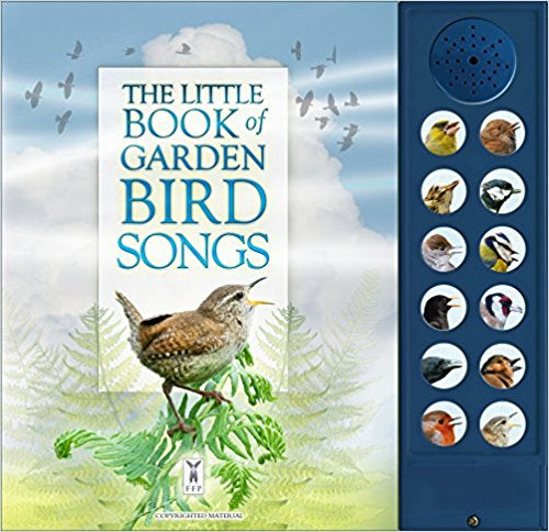 Little Book of Garden Bird Songs (Sound Book)