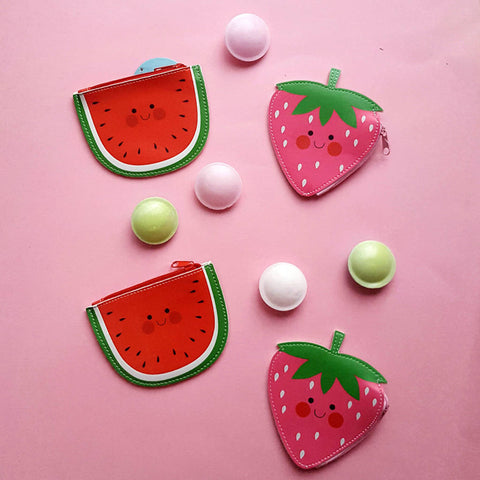 Mini Watermelon Purse