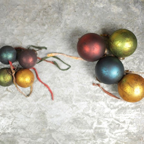 Oko Baubles - Mixed Set of 4