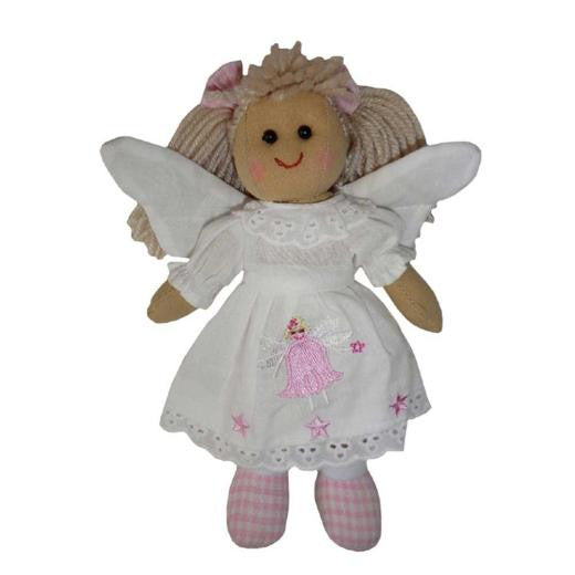 Small Angel Rag Doll