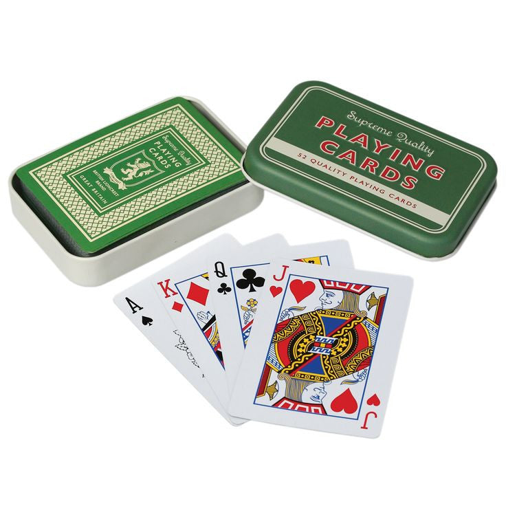Supreme Quality Playing Cards