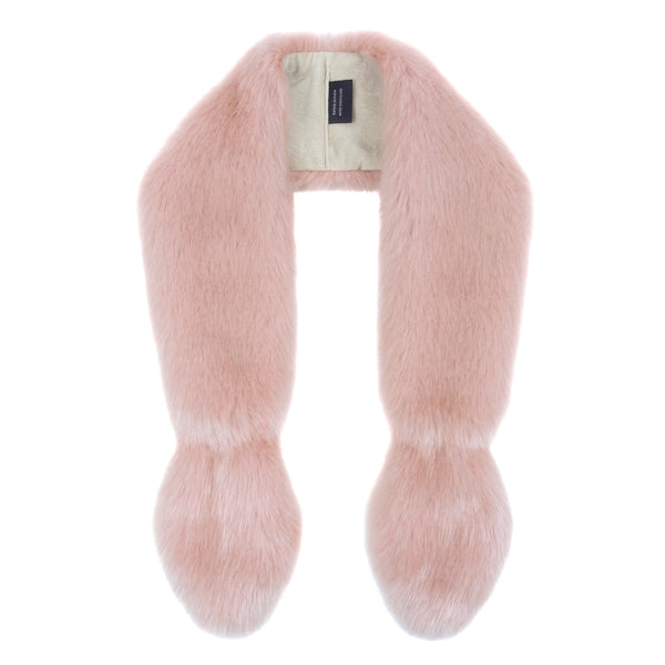 Pink Children's Vixen Faux Fur Scarf
