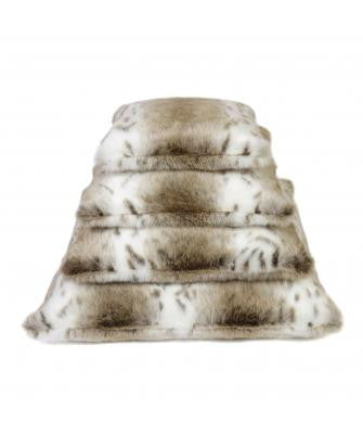 Lynx Faux Fur Cushions