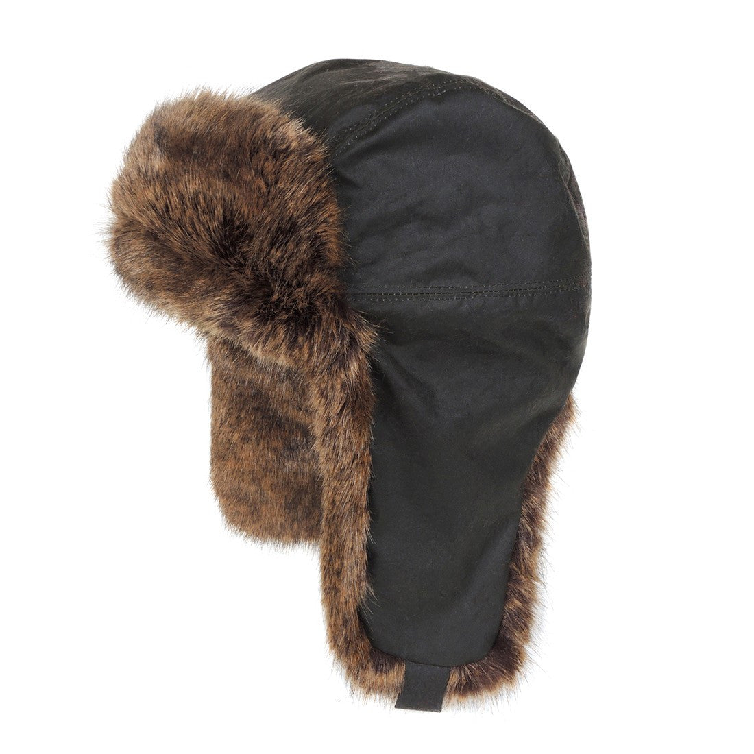 e131194cfc74c Golden Bear Men s Faux Fur Trapper Hat