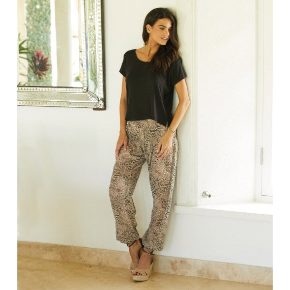 Harem Cotton Trousers Lamu