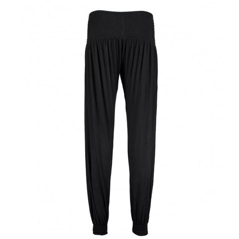 Black Lounge Jersey Trousers
