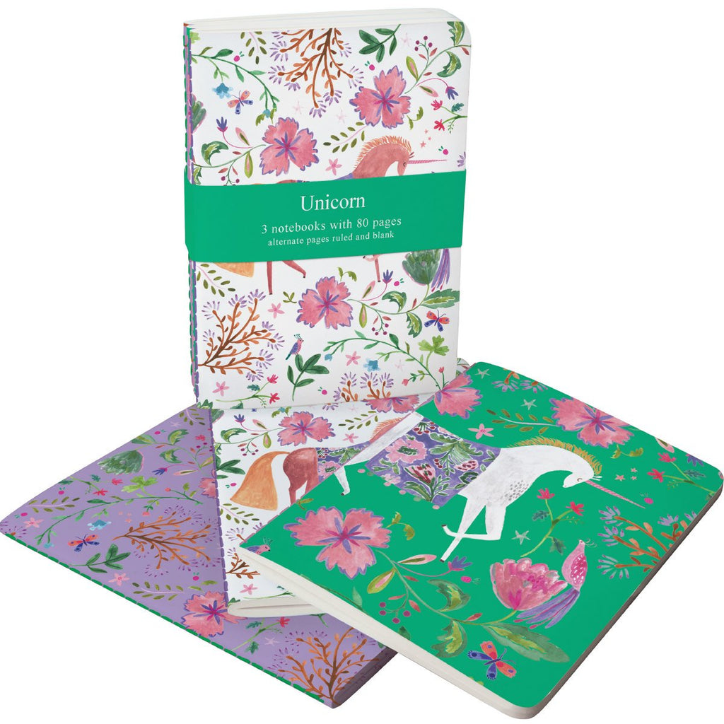 Magical Unicorn Exercise Books Bundle