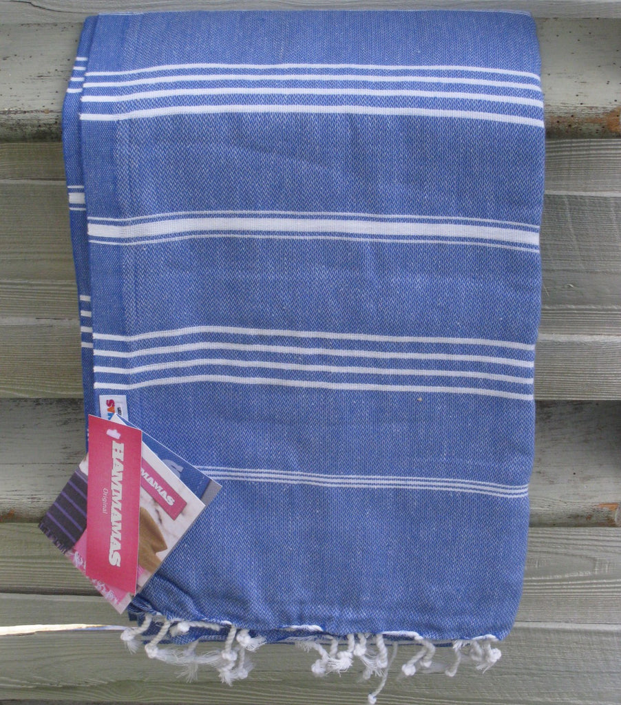 Azure Hammamas Original Tablecloth