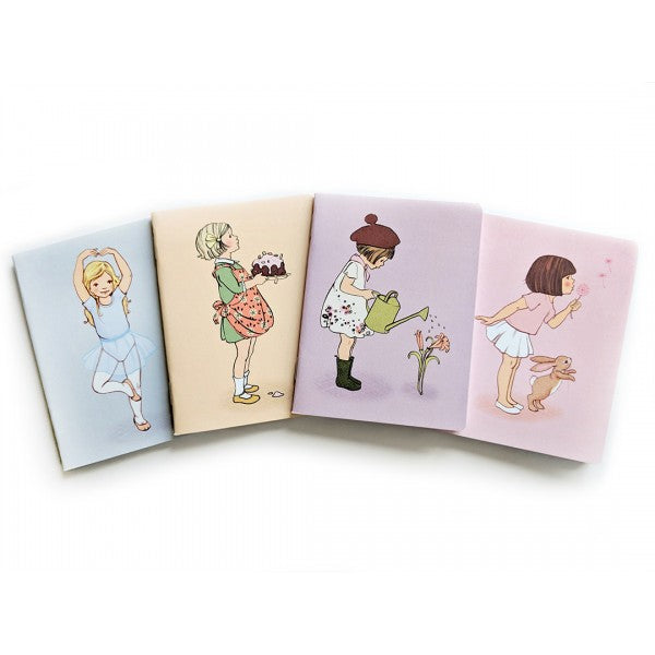 Belle & Boo Mini Notebooks