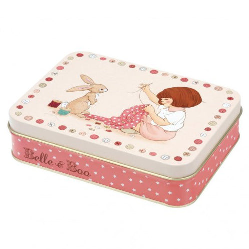 Belle & Boo Sewing Tin