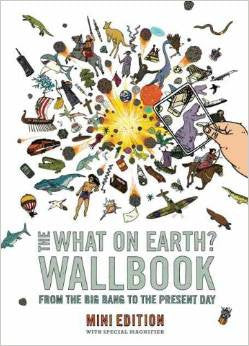 What on Earth Big History Quizbook and Wallbook