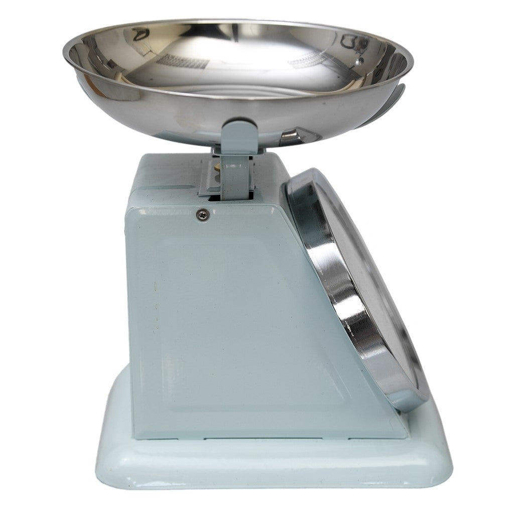 Blue Kitchen Scales