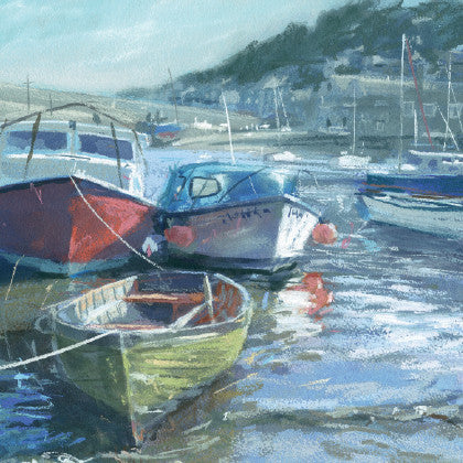 Boats of Mousehole