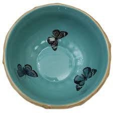 Botanical Butterfly Bowl
