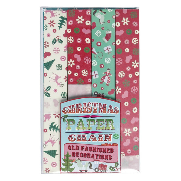 Christmas Paper Chain Kit