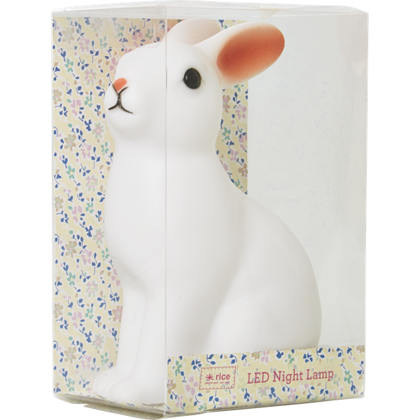 Colour Changing Rabbit Night Light