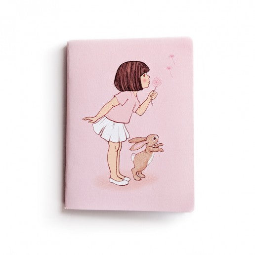 Belle & Boo Dandelion Mini Notebook
