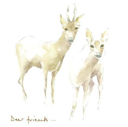 Deer Friends