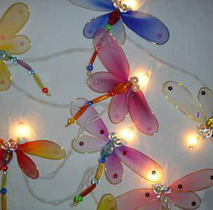 Dragonfly String Lighting Mixed