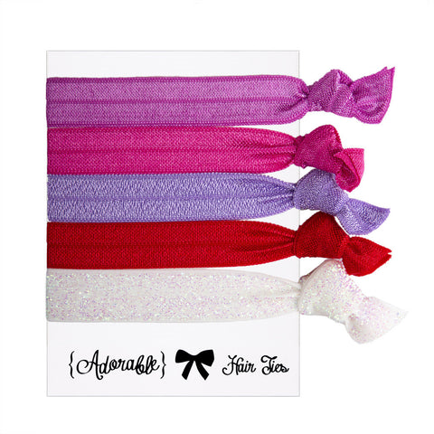 Hair & Wrist Band Multipack (Dreamy)