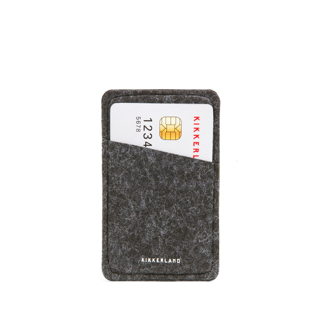 Felt Phone Safe Slot For Credit Cards