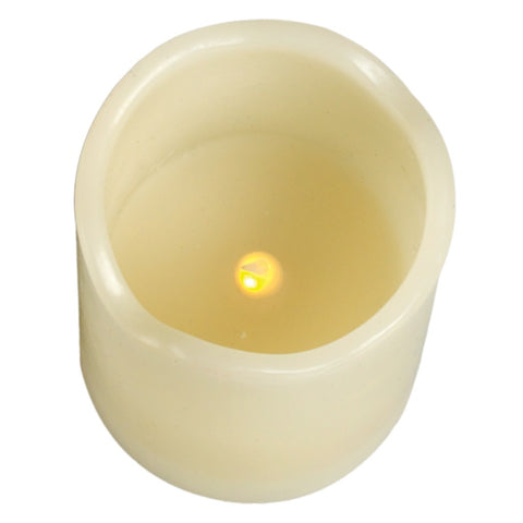 Flameless Led Church Candle