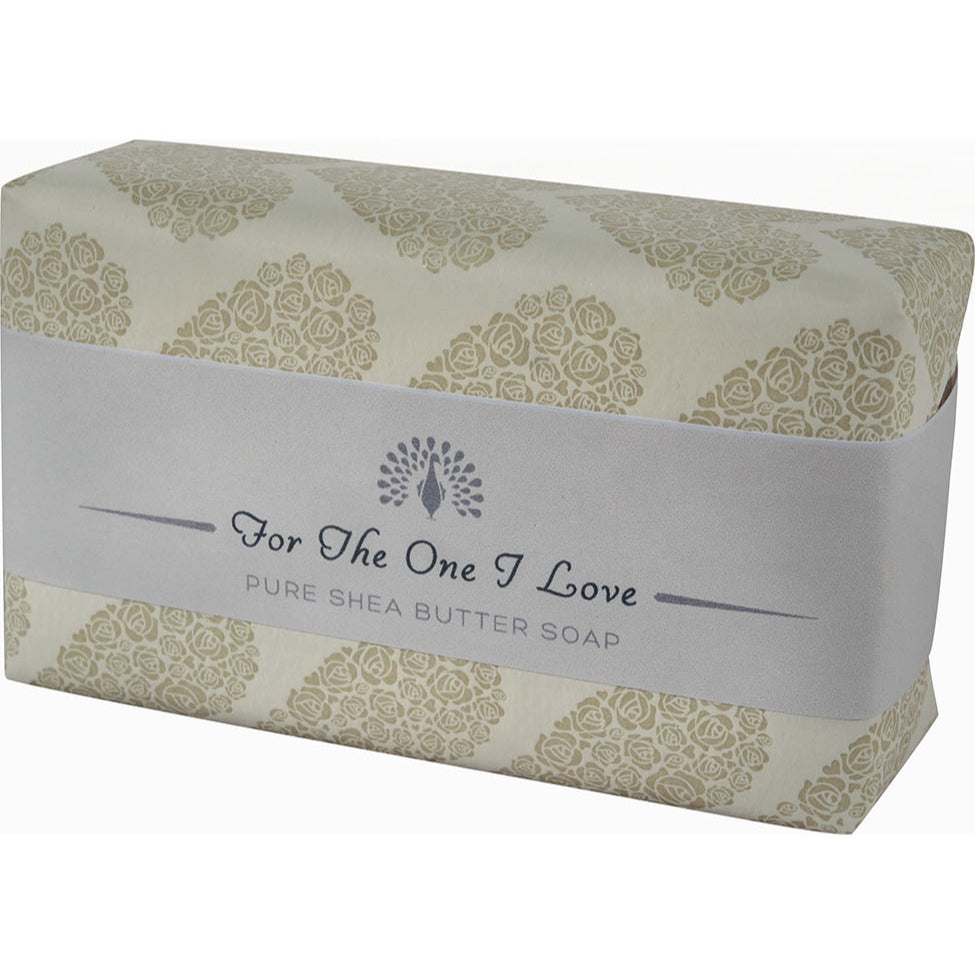 For The One I Love Wrapped Occasion Soap