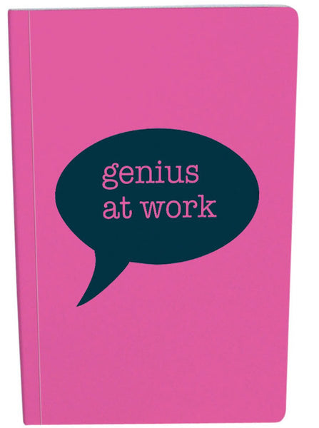 Genius At Work Exercise Book