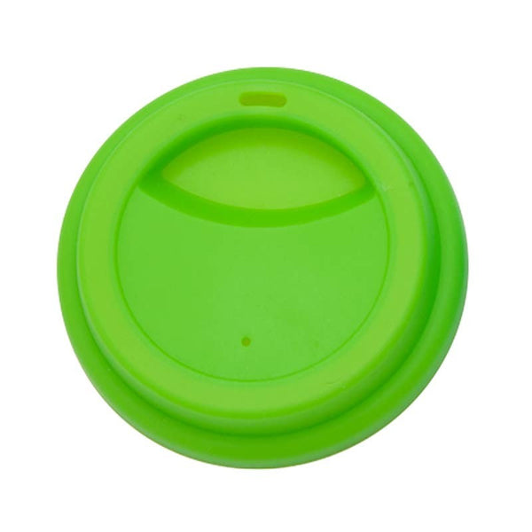 Green Silicone Lid for Melamine Latte Cups