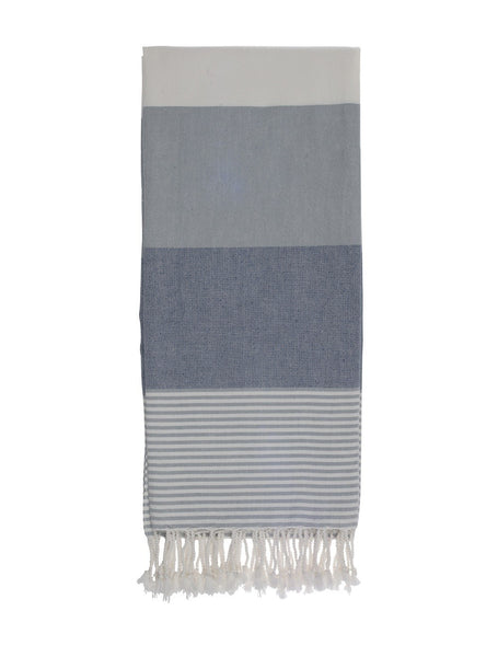 Hammamas Resort Teal Cotton Towel