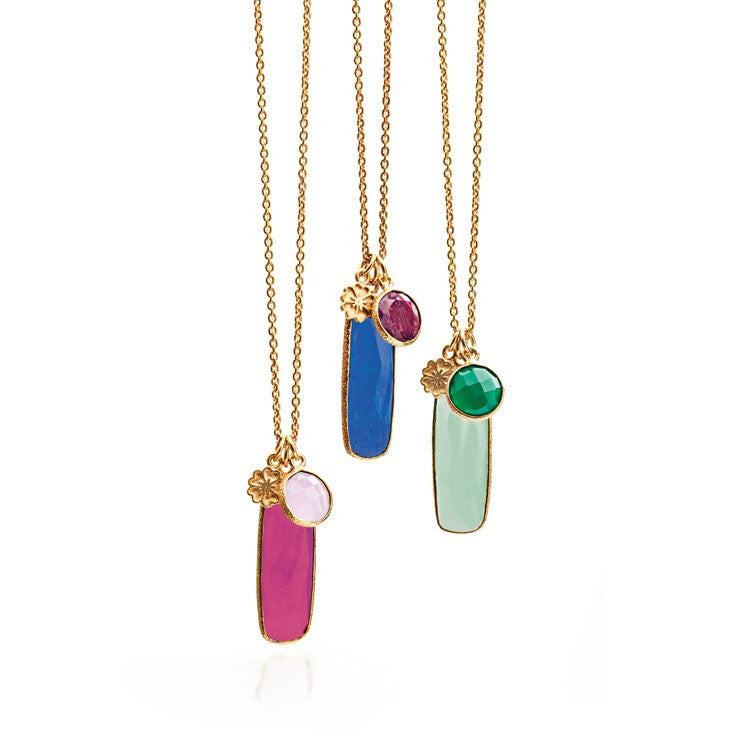 Hera Pendant Necklaces