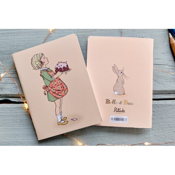 Belle & Boo I Baked This Mini Notebook