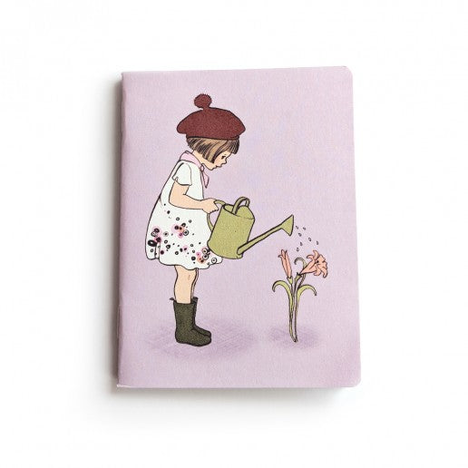Belle & Boo I Grew This Mini Notebook