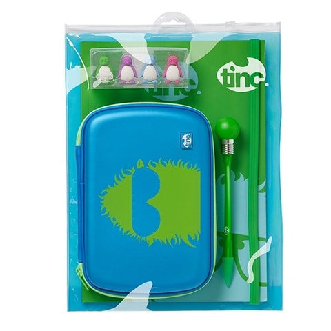 Blue/Green Tinc GlowGo Gift Set