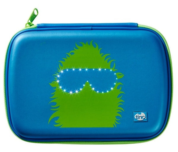 Blue/Green Tinc GlowGo Pencil Case