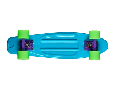 Blue Tinc Skateboard