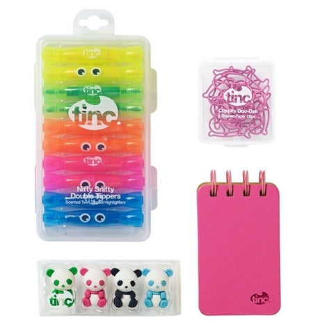 Pink Tinc Nifty Snifty Gift Set