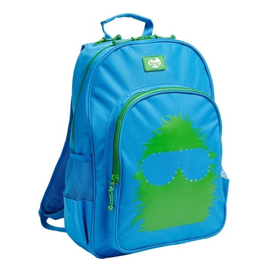 Blue/Green Tinc GlowGo Illuminated Back Pack
