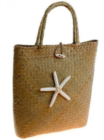 Natural Starfish Basket