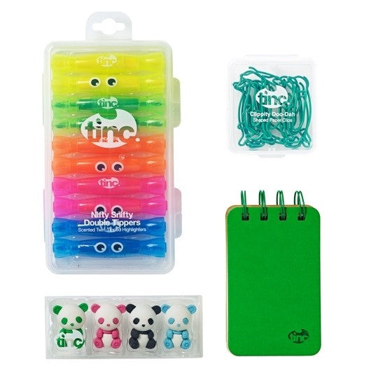 Green Tinc Nifty Snifty Gift Set