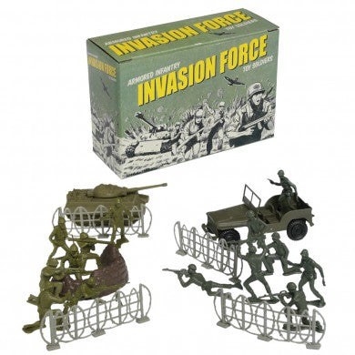Invasion Force Soldiers