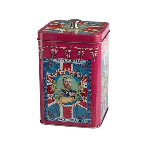 Vintage Kings Choice Tea Caddy