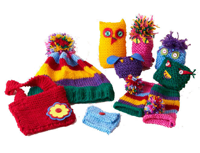 Learn How to Knit Kit