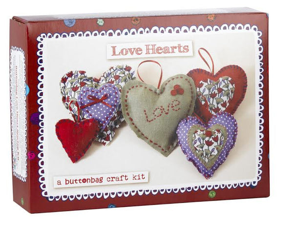 Love Hearts Sewing Kit