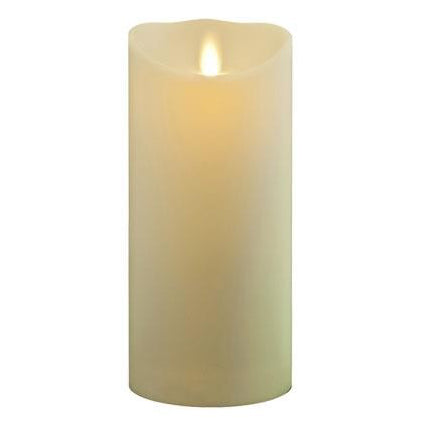 Luminara Living Flame Effect LED Pillar Candle 18cm