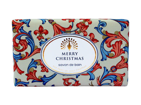 Christmas Spice Festive Wrapped Soap