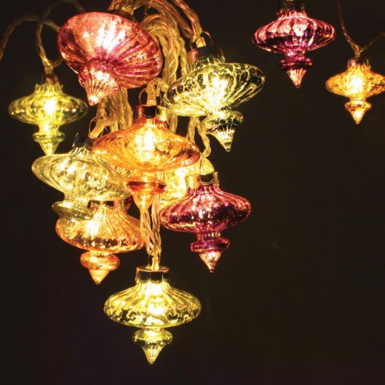Coloured Kasbah Fairy Lights